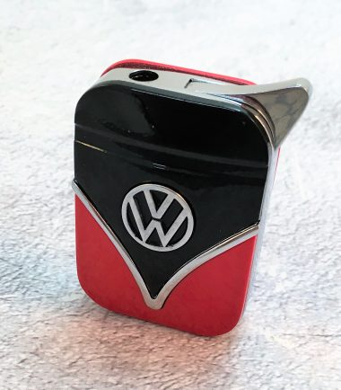 Geschenkset-Feuerzeug-Zigarettenetui-rot-schwarz-Detail-8