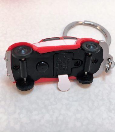 Schlüsselanhänger-Käfer-rot-Detail-1