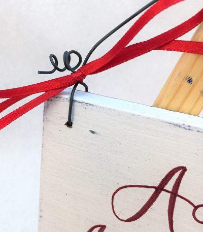 Holzschild-Advent,-Advent,-ein...-Detail-10