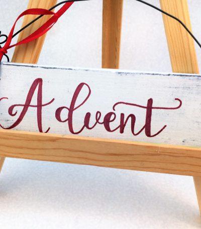 Holzschild-Advent-Detail-8