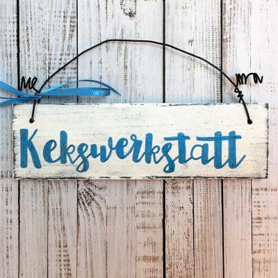Holzschild-Kekswerkstatt-Detail-4