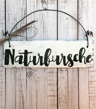 Holzschild-Naturbursche-Detail-4