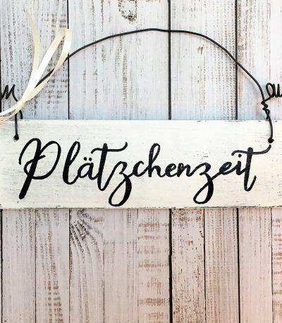Holzschild-Plätzchenzeit-Detail-4