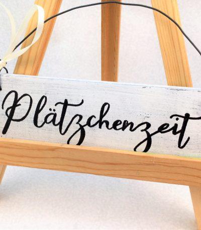 Holzschild-Plätzchenzeit-Detail-8