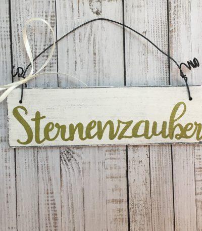 Holzschild-Sternenzauber-Detail-4