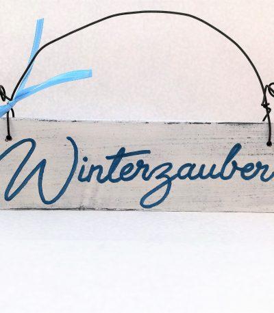 Holzschild-Winterzauber-Detail-7