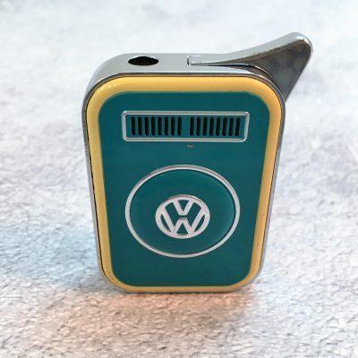VW-Feuerzeug-T2-mint-beige-Detail-3