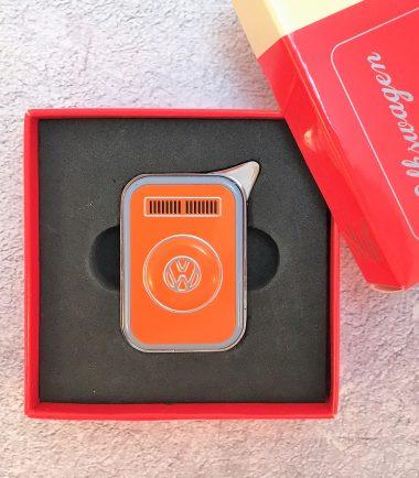 VW-Feuerzeug-T2-orange-grau