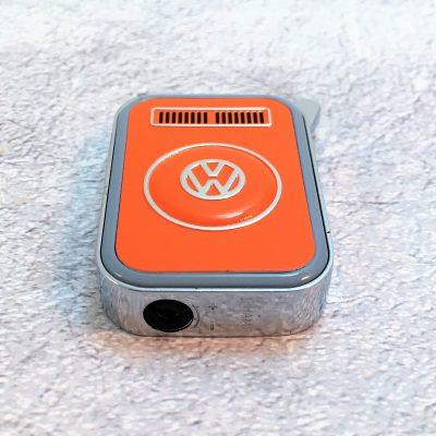 VW-Feuerzeug-T2-orange-grau-Detail-4