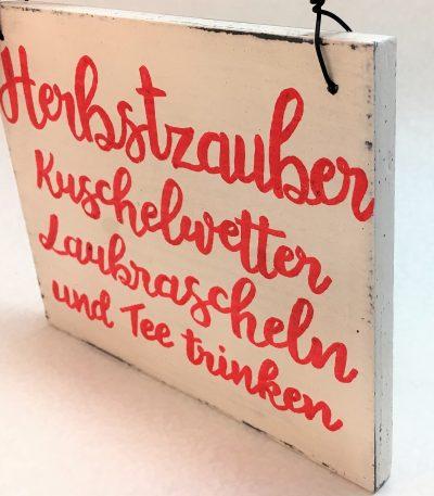Holzschild-Herbstzauber-Spruch-Detail-3