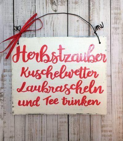 Holzschild-Herbstzauber-Spruch-Detail-4