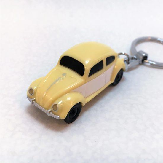Schlüsselanhänger-Käfer-beige