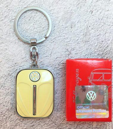VW-Schlüsselanhänger-Käfer-beige-Detail-4