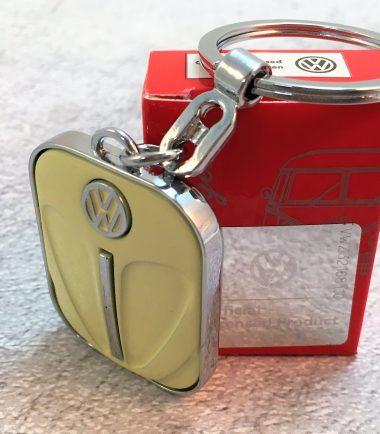VW-Schlüsselanhänger-Käfer-beige-Detail-5