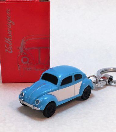 Schlüsselanhänger-Käfer-blau-Detail-1