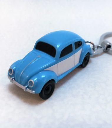 Schlüsselanhänger-Käfer-blau-Detail-6