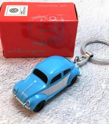 Schlüsselanhänger-Käfer-blau-Detail-8