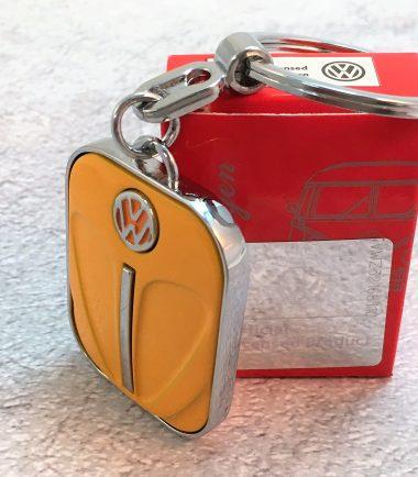 VW-Schlüsselanhänger-Käfer-orange-Detail-5