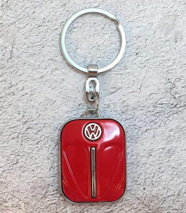 VW-Schlüsselanhänger-Käfer-rot-Detail-3