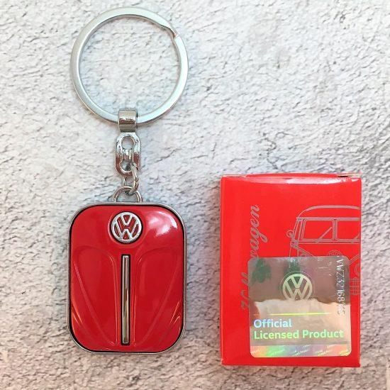 VW-Schlüsselanhänger-Käfer-rot-Detail-4