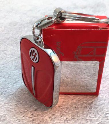 VW-Schlüsselanhänger-Käfer-rot-Detail-5