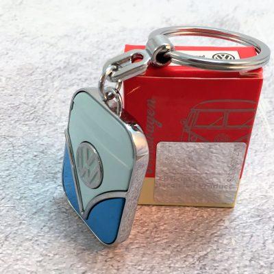 VW-Schlüsselanhänger-Samba-blau-hellblau-Detail-2