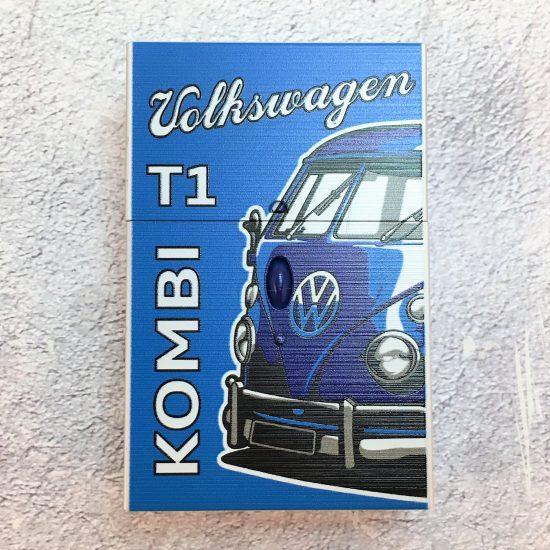 VW-Zigarettenbox-Alu-Bus-blau