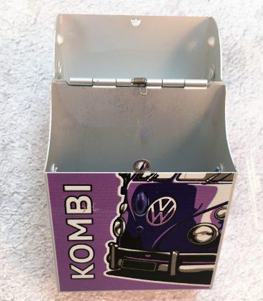 VW-Zigarettenbox-Alu-Bus-lila-Detail-2
