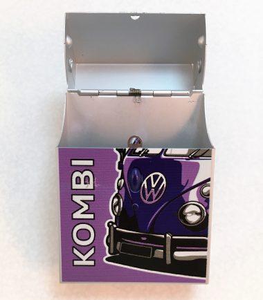 VW-Zigarettenbox-Alu-Bus-lila-Detail-4