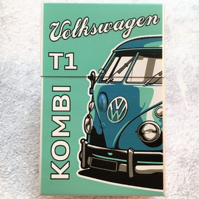 VW-Zigarettenbox-Alu-Bus-mint-Detail-1