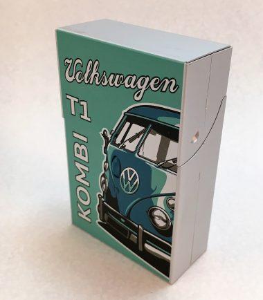 VW-Zigarettenbox-Alu-Bus-mint-Detail-4