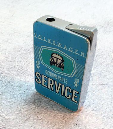 VW-Feuerzeug-Service-Käfer-hellblau-Detail-12