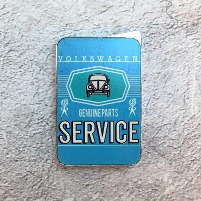 VW-Feuerzeug-Service-Käfer-hellblau-Detail-9