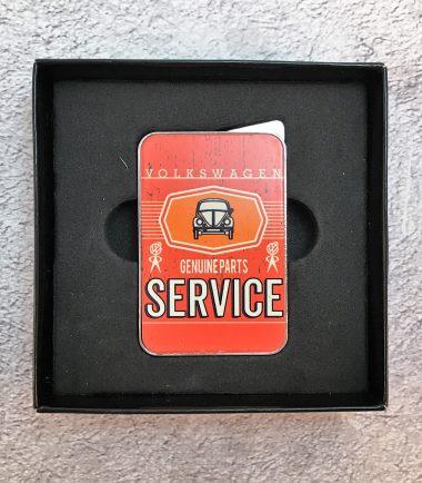 VW-Feuerzeug-Service-Käfer-orange-Detail-8
