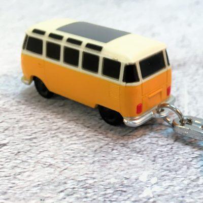 VW-Schlüsselanhänger-Bulli-gelb-Detail-2