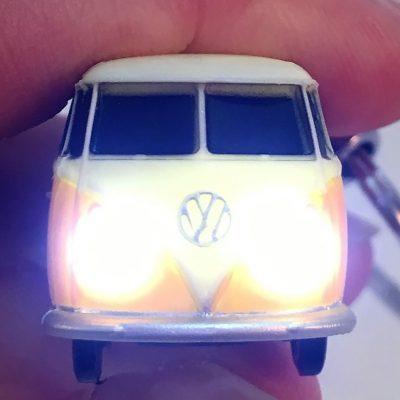 VW-Schlüsselanhänger-Bulli-gelb-Detail-4