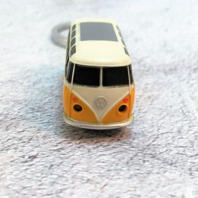 VW-Schlüsselanhänger-Bulli-gelb