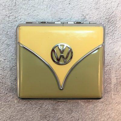 VW-Zigarettenetui-Samba-olive-beige-Detail-7