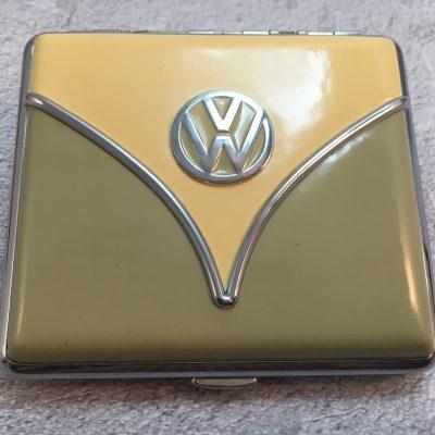 VW-Zigarettenetui-Samba-olive-beige-Detail-8